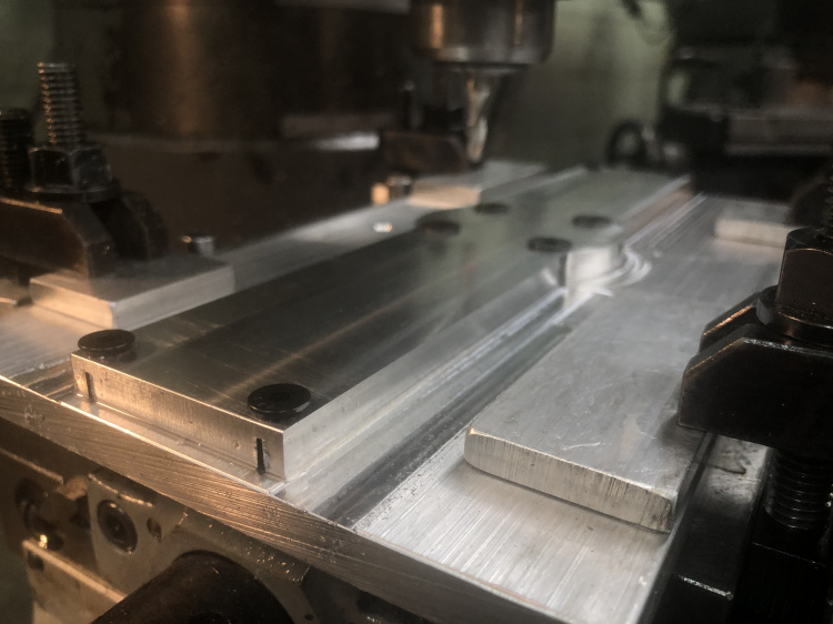 high precision custom machined parts for industrial and commercial