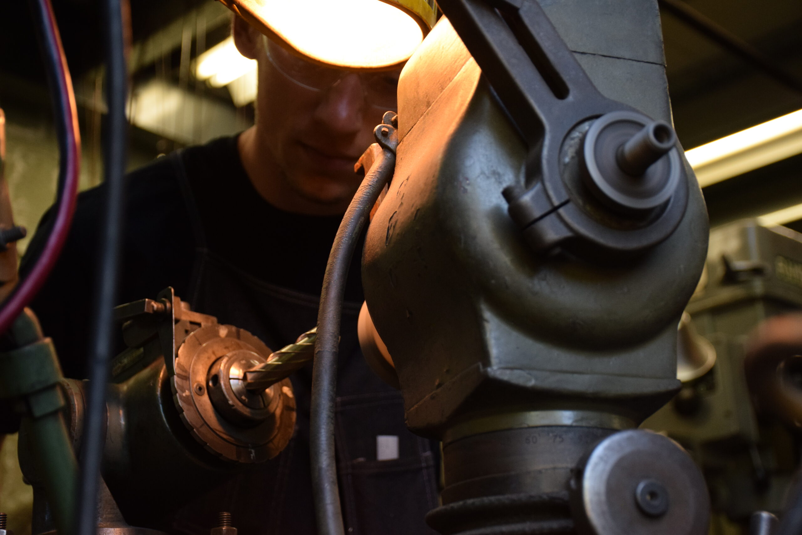 Industrial machinery repair learn more page